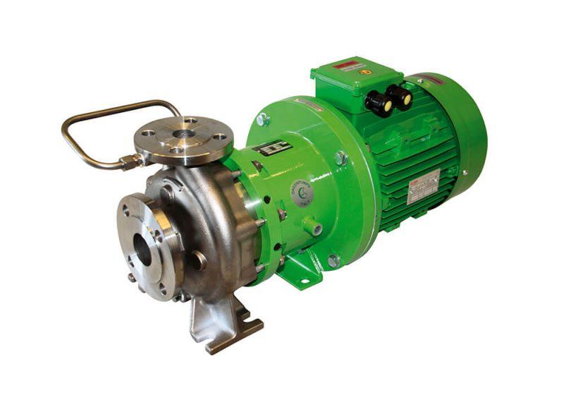 Caster centrifugaalpomp
