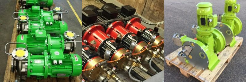 PromoTec pumps