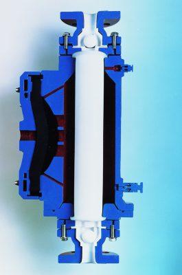 Codip luchtgedreven buismembraanpomp