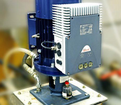 Wanner Hydra-Cell Intelligent Pump Control membraanpomp besturing