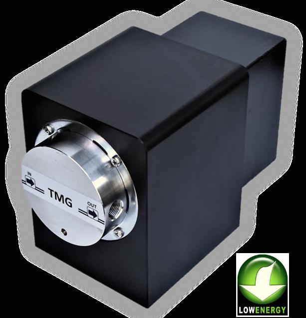 TMG serie magneetgedreven tandwielpompen