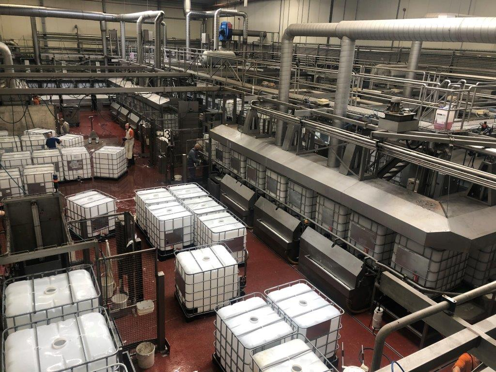 IBC cleaning met Wanner Hydra-Cell membraanpompen