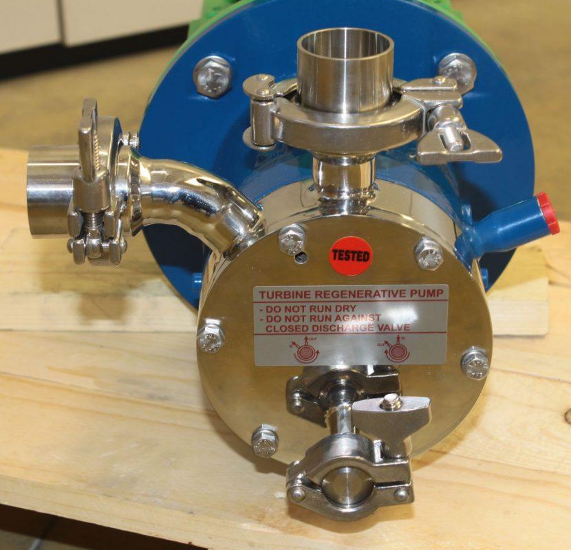 Greenpumps turbine pump