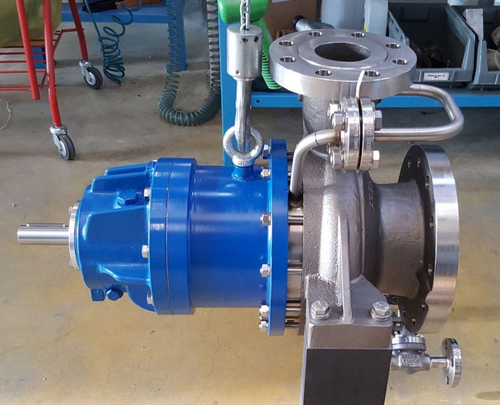 Greenpumps magneetgedrevenen centrifugaalpompen