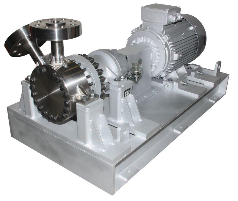 Greenpumps turbinepomp